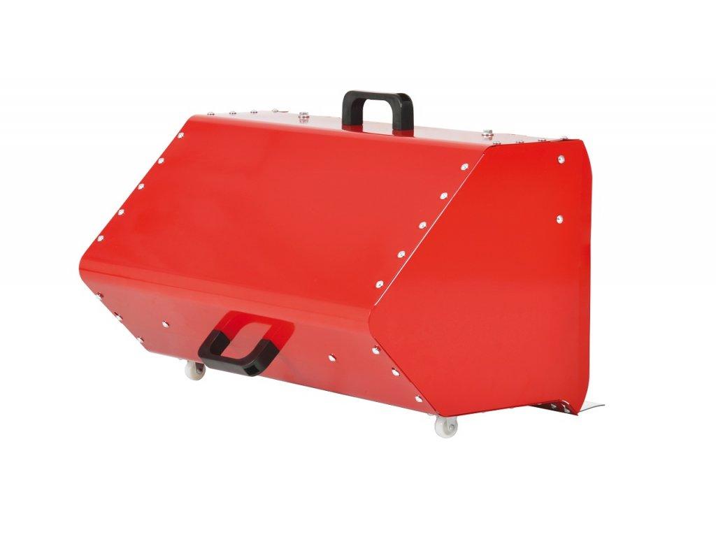000861 B - zachytávač smeteného materiálu pro HECHT 8616 a 8616 E