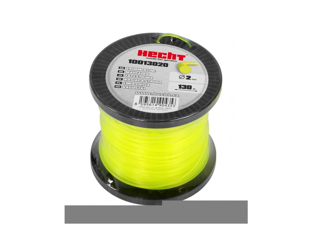 HECHT 10013020  -struna kulatá 2 mm x 130 m