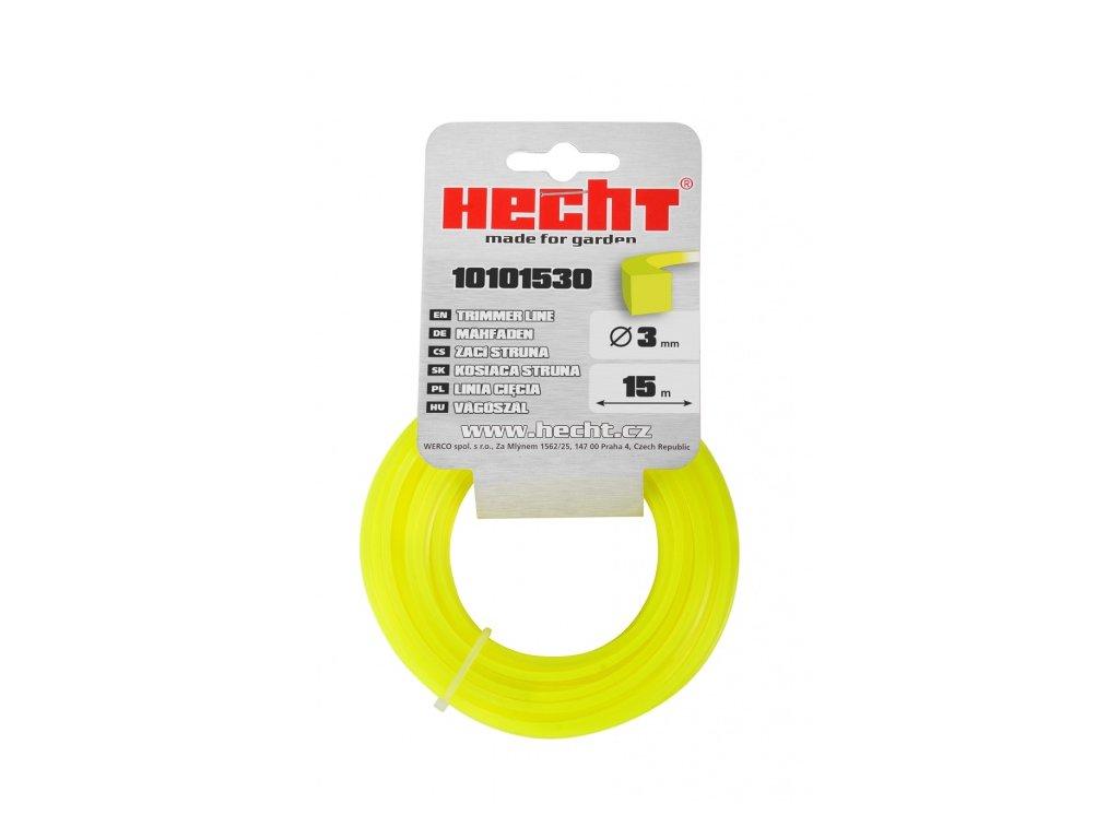 HECHT 10101530 - struna čtvercová 3 mm x 15 m