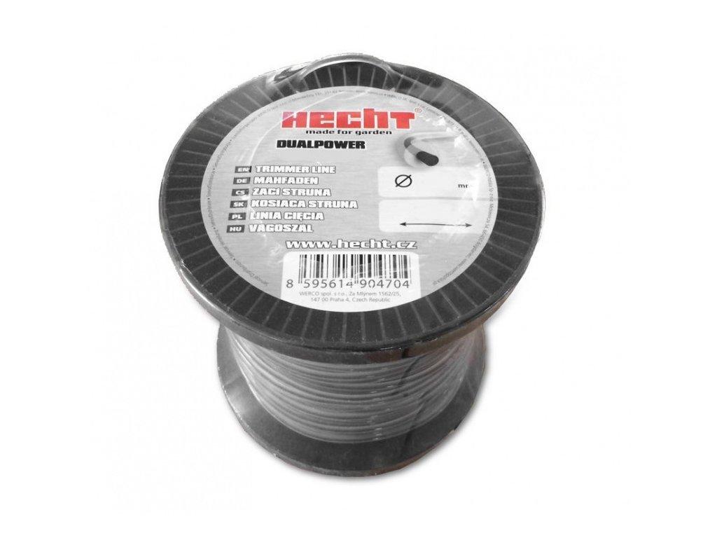 HECHT 10404030 - struna čtvercová 3 mm x 40 m