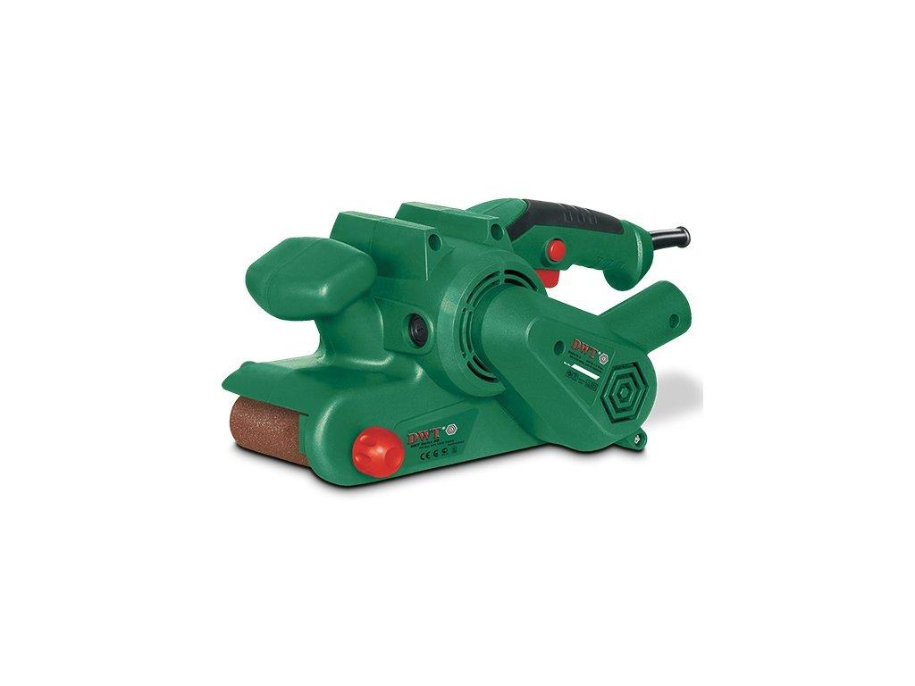DWT BS09-75 V - elektrická pásová bruska 76 mm s regulací