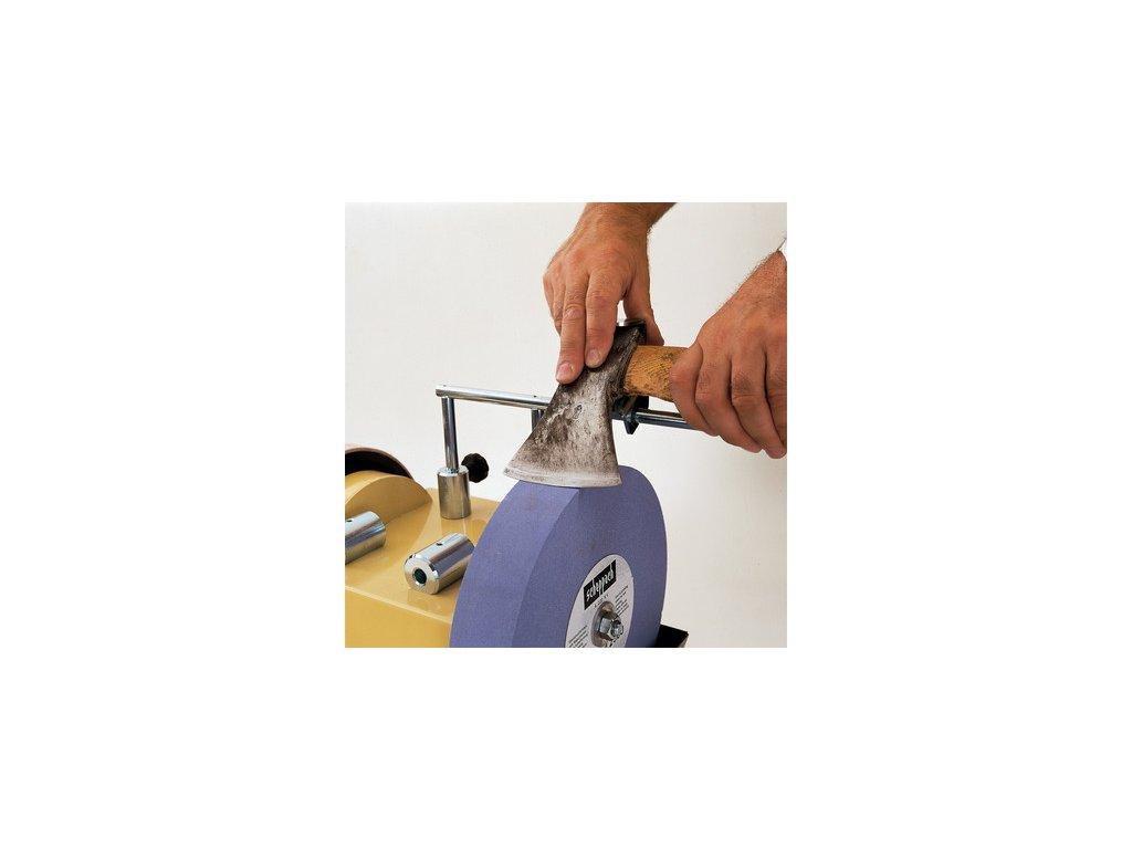 Scheppach jig 40 - přípravek na broušení seker