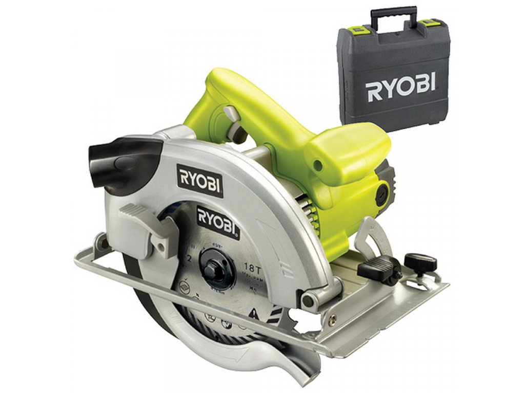 Ryobi EWS1150RS - ruční okružní pila 1150 W