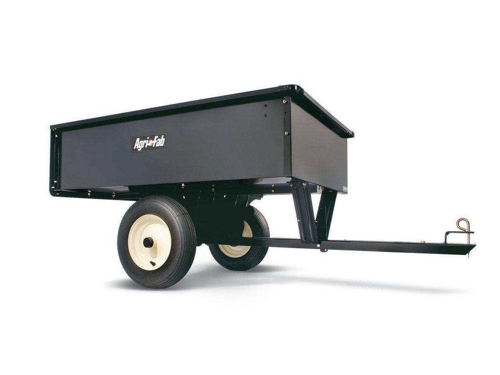 AgriFab AF 653 - heavy duty tažený vozík se sklápěcí korbou