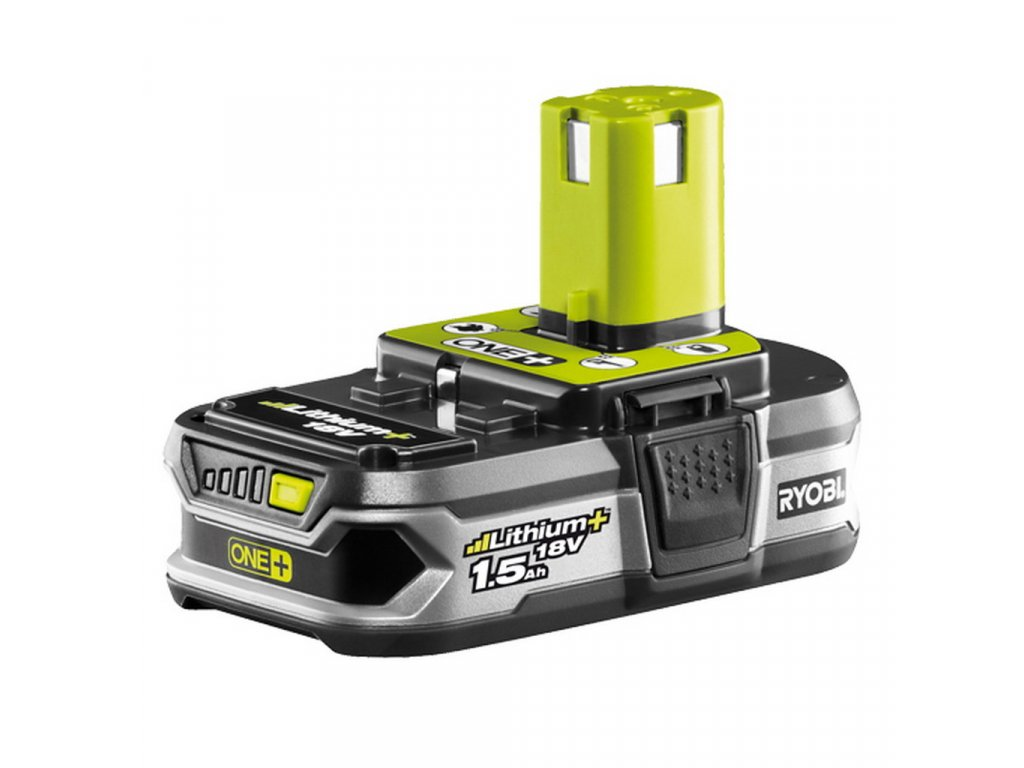 Ryobi RB18 L15 - 18 V lithium iontová baterie 1,5 Ah
