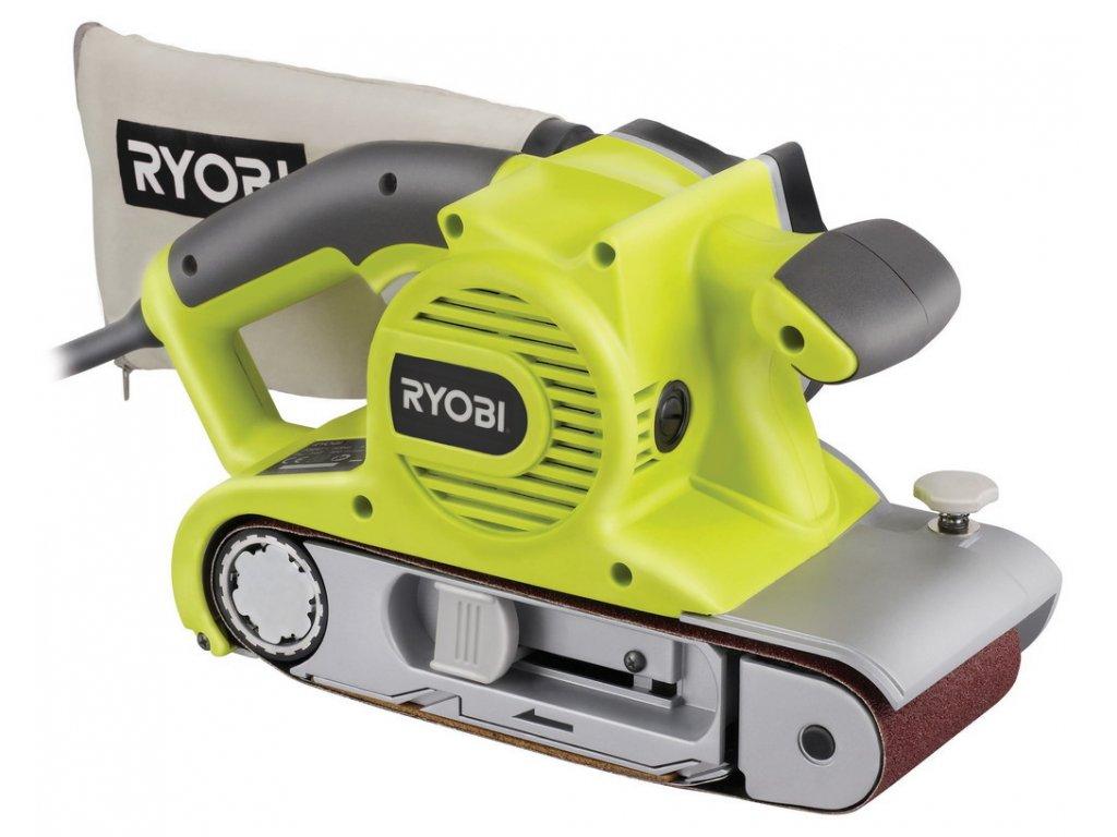 Ryobi EBS1310VFHG - pásová bruska 100 mm