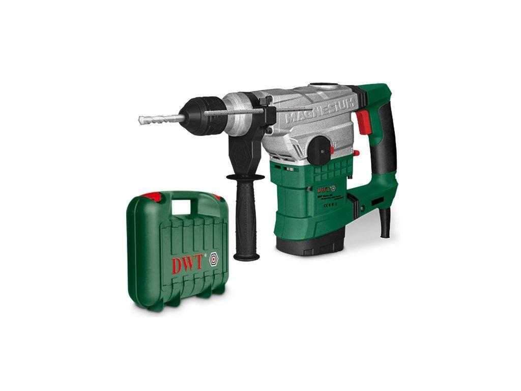 DWT BH12-40 V BMC - elektrické vrtací/bourací kladivo SDS MAX s regulací otáček v kufru 1250 W