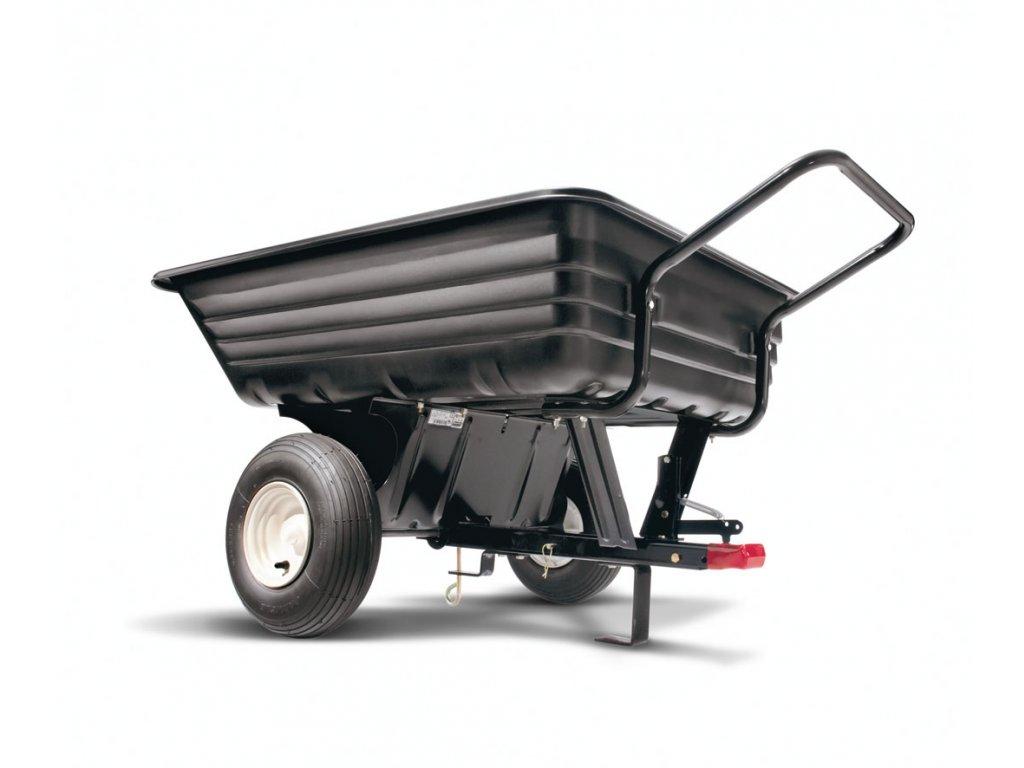AgriFab AF 236 - tažený/tlačný vozík s ložnou plochou z polyetylenu