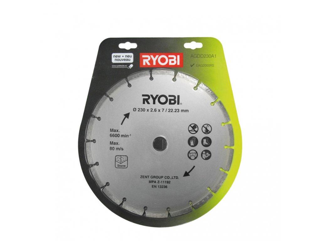 Ryobi AGDD 230 A1 - dia kotouč pro EAG 2000 RS (230 mm)