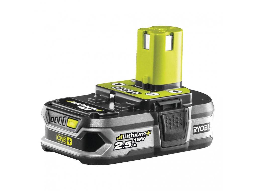 Ryobi RB18 L25 - 18 V lithium iontová baterie 2,5 Ah