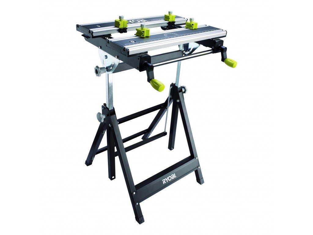 Ryobi RWB 03 - Nastavitelný a složitelný pracovní stůl