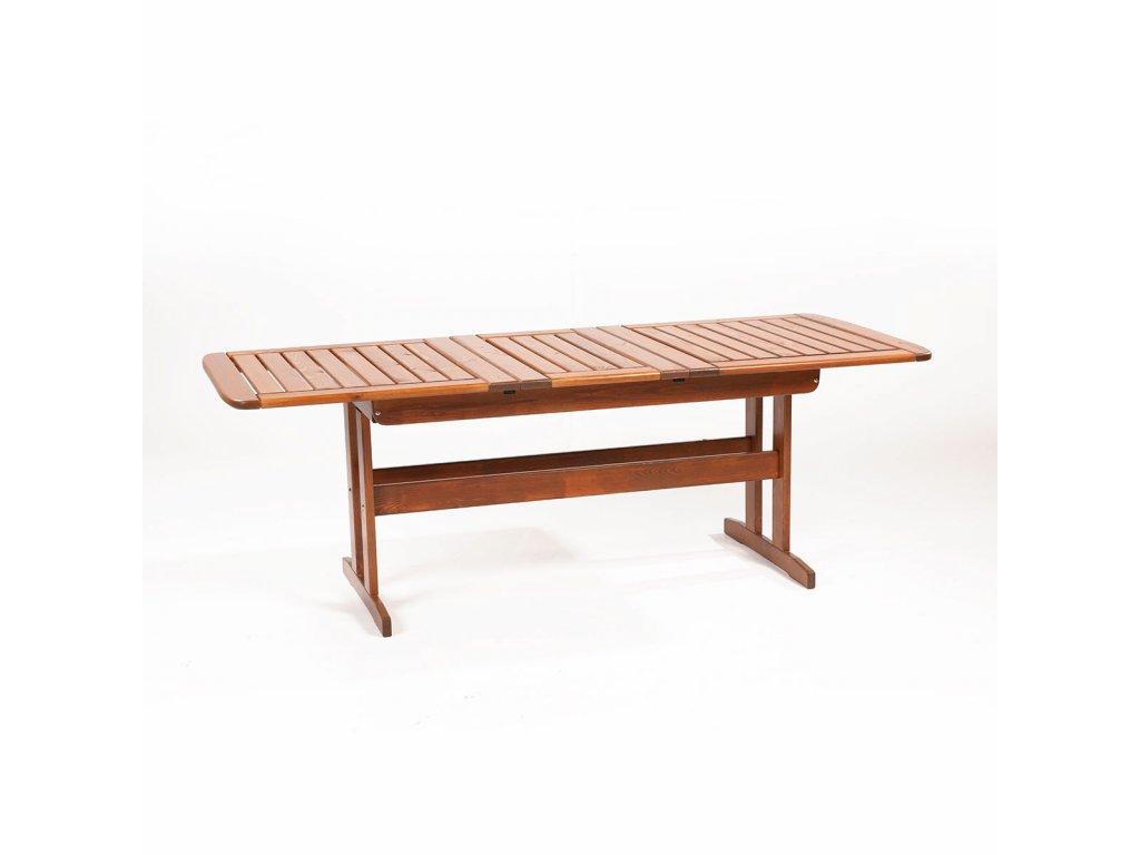 Garland Skeppsvik - rozkladatelný zahradní stůl z borovice