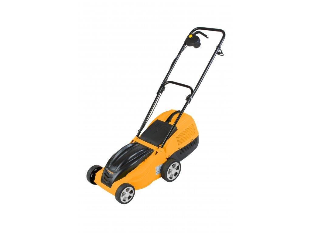 Riwall PRO REM 3310i - travní sekačka s indukčním motorem 2 v 1