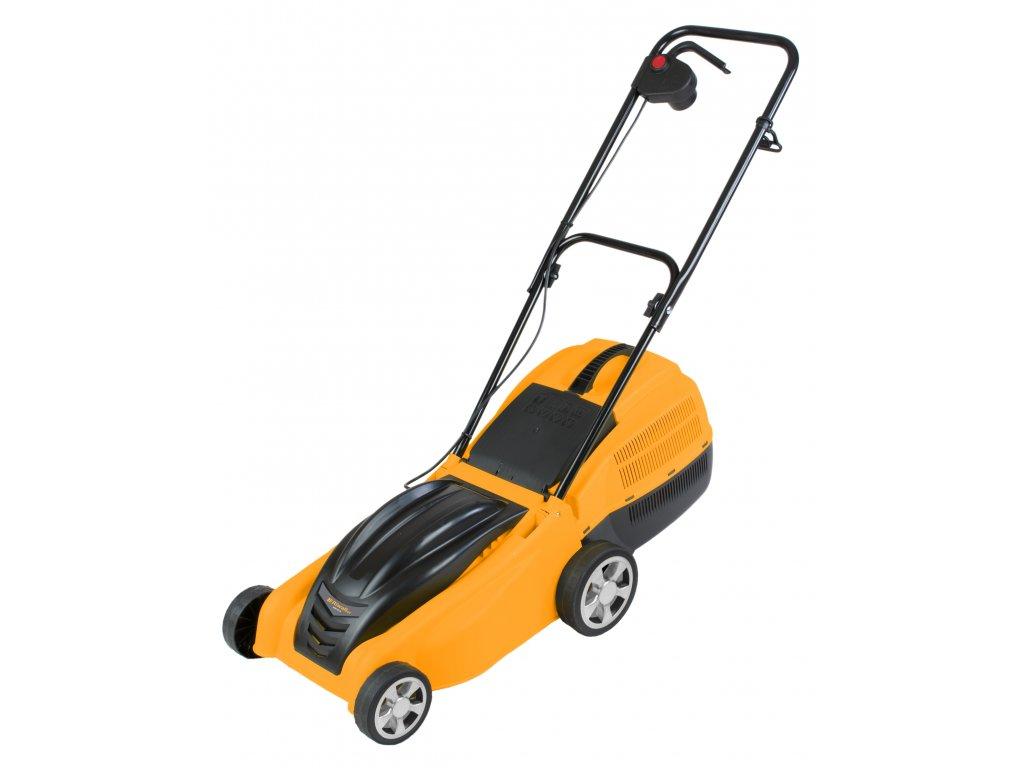 Riwall PRO REM 3813i - travní sekačka s indukčním motorem 2 v 1