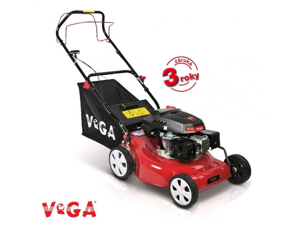 VeGA 465 SDX - benzínová sekačka s pojezdem