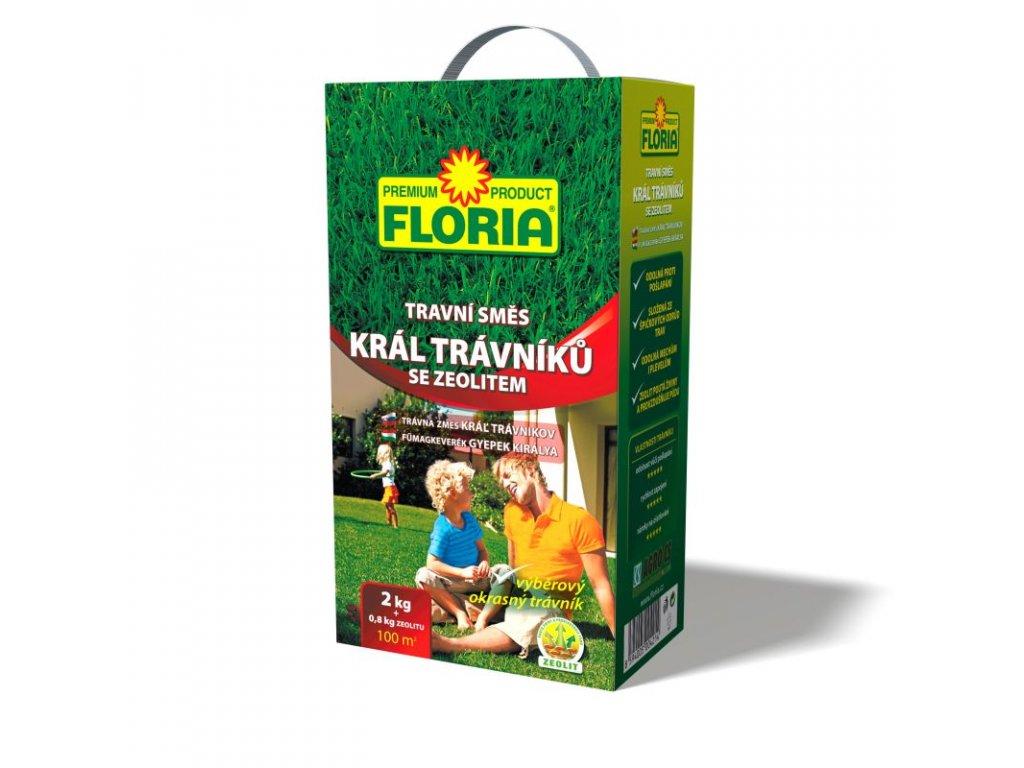 FLORIA Král trávníků travní směs 2 kg