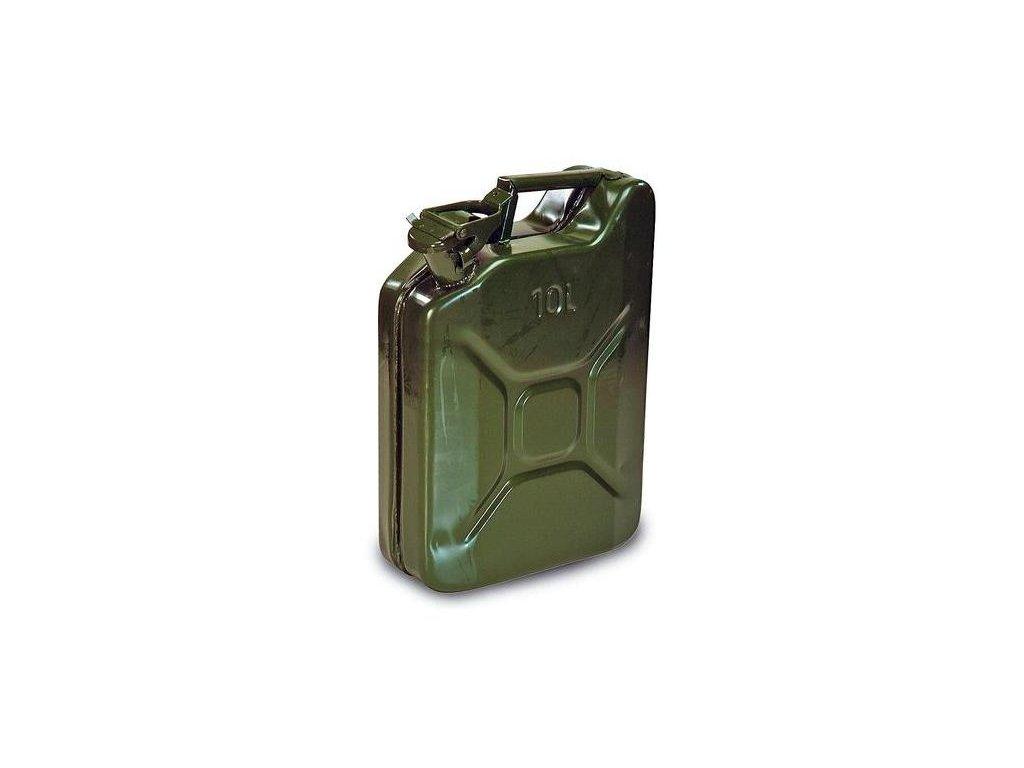 Plechový kanystr 10l (02230)