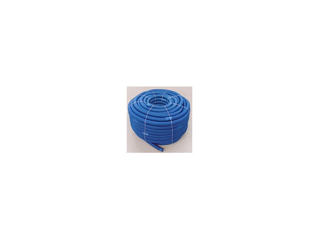 Bazénová hadice modrá oe 38 mm