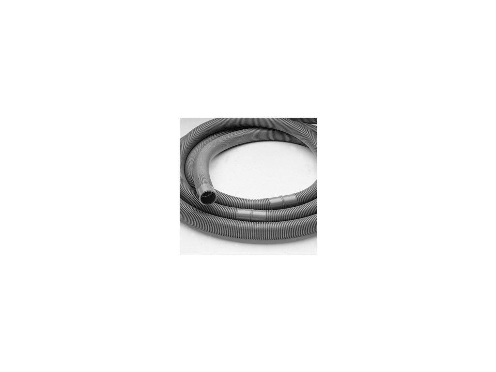 Bazénová hadice černá oe 38 mm