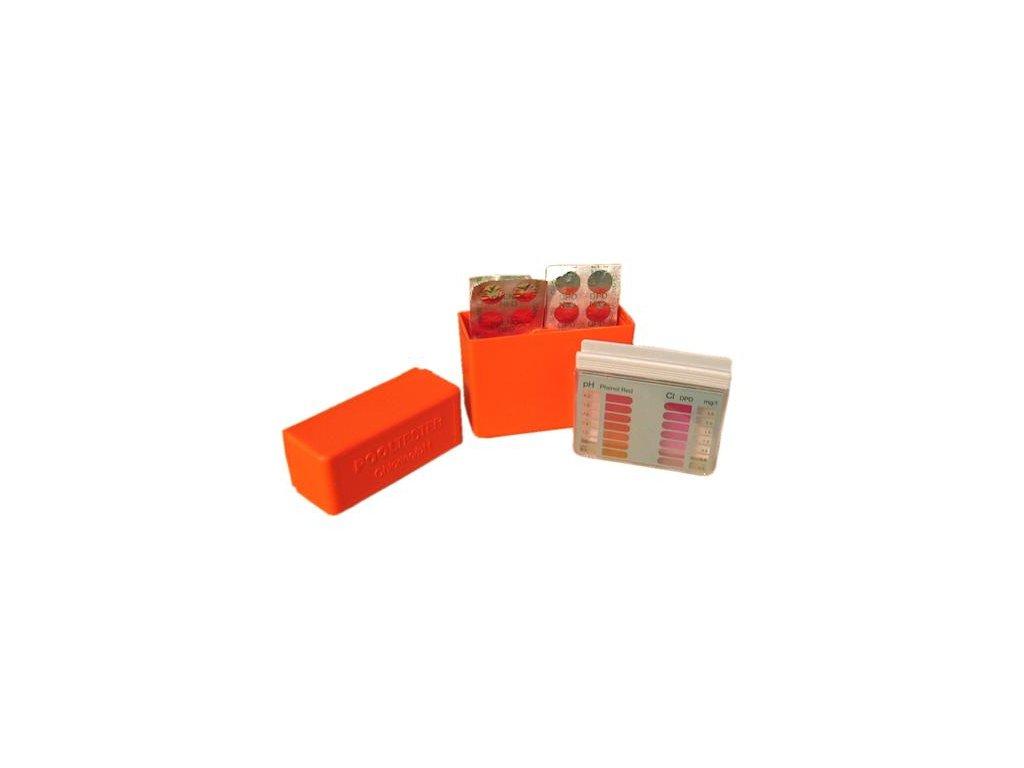 Tester Lovibond pH / kyslík