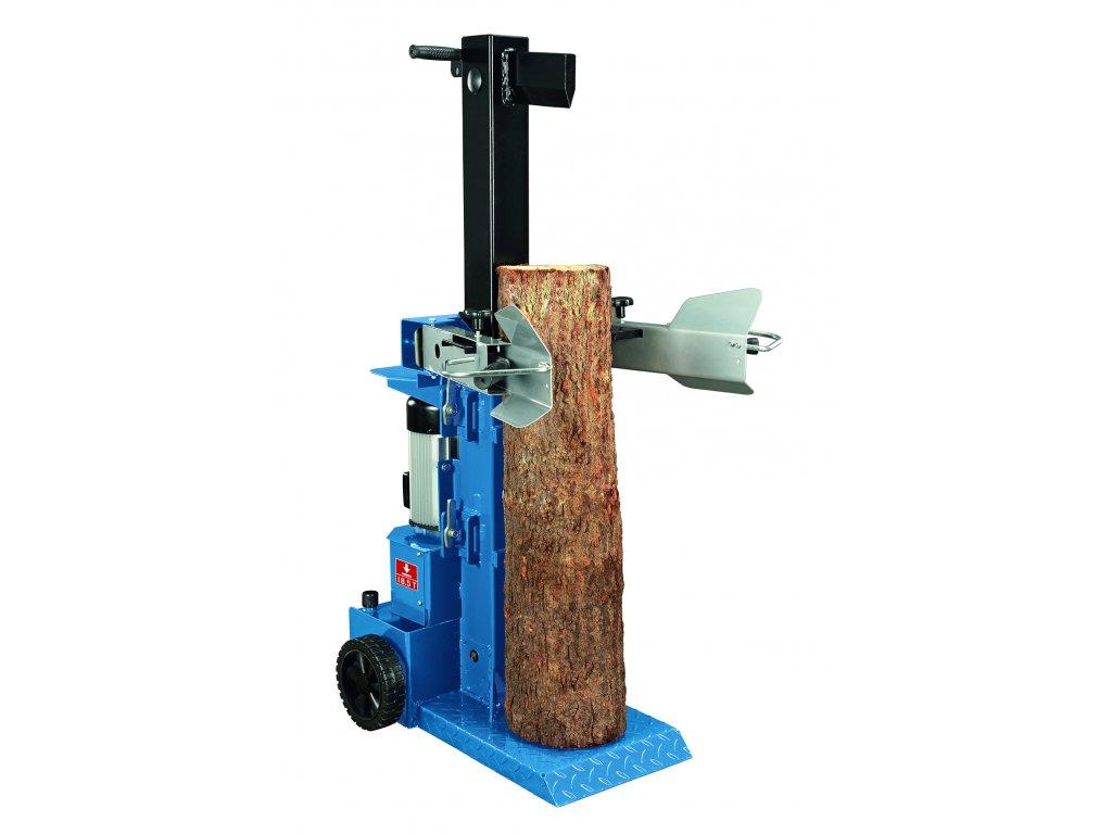 Scheppach HL 850 - vertikální štípač dřeva