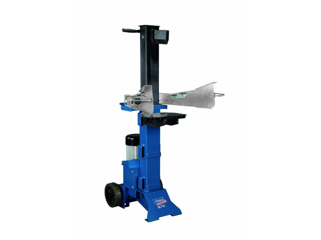Scheppach HL 710 - vertikální štípač dřeva 7t (230 V)