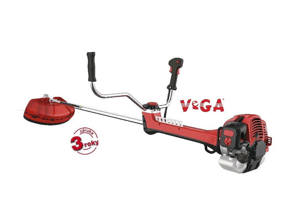 VeGA BC525PRO - benzínový křovinořez  + náhradní struna + olej ZDARMA