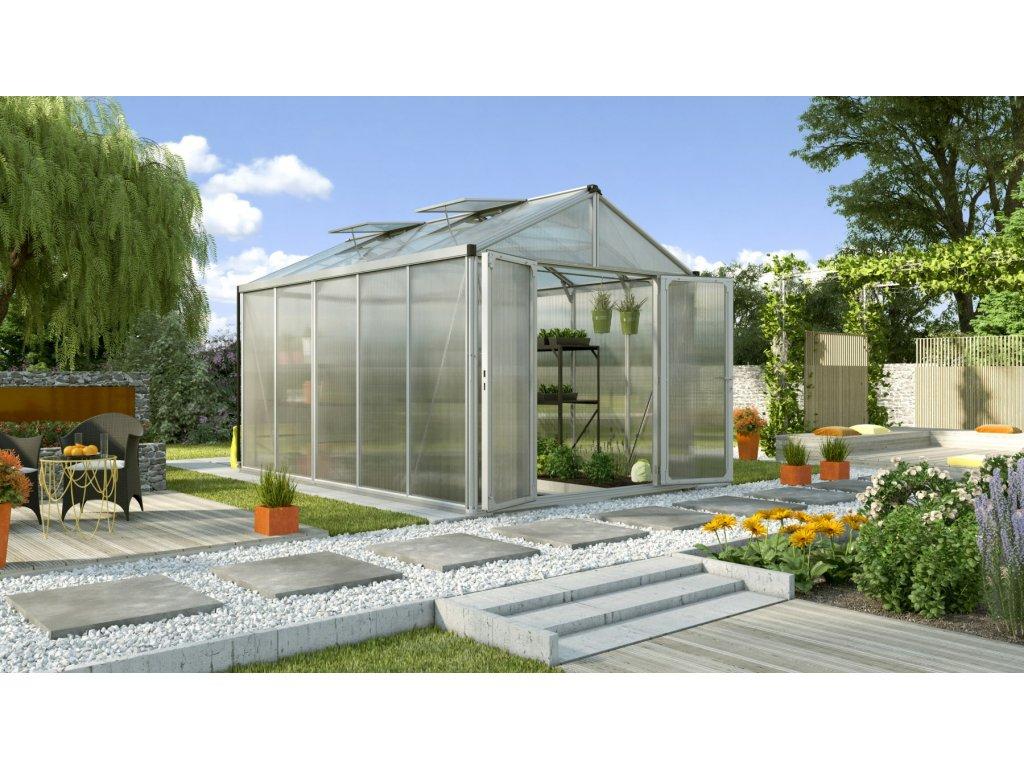 skleník VITAVIA ZEUS 10000 PC 16+16 mm