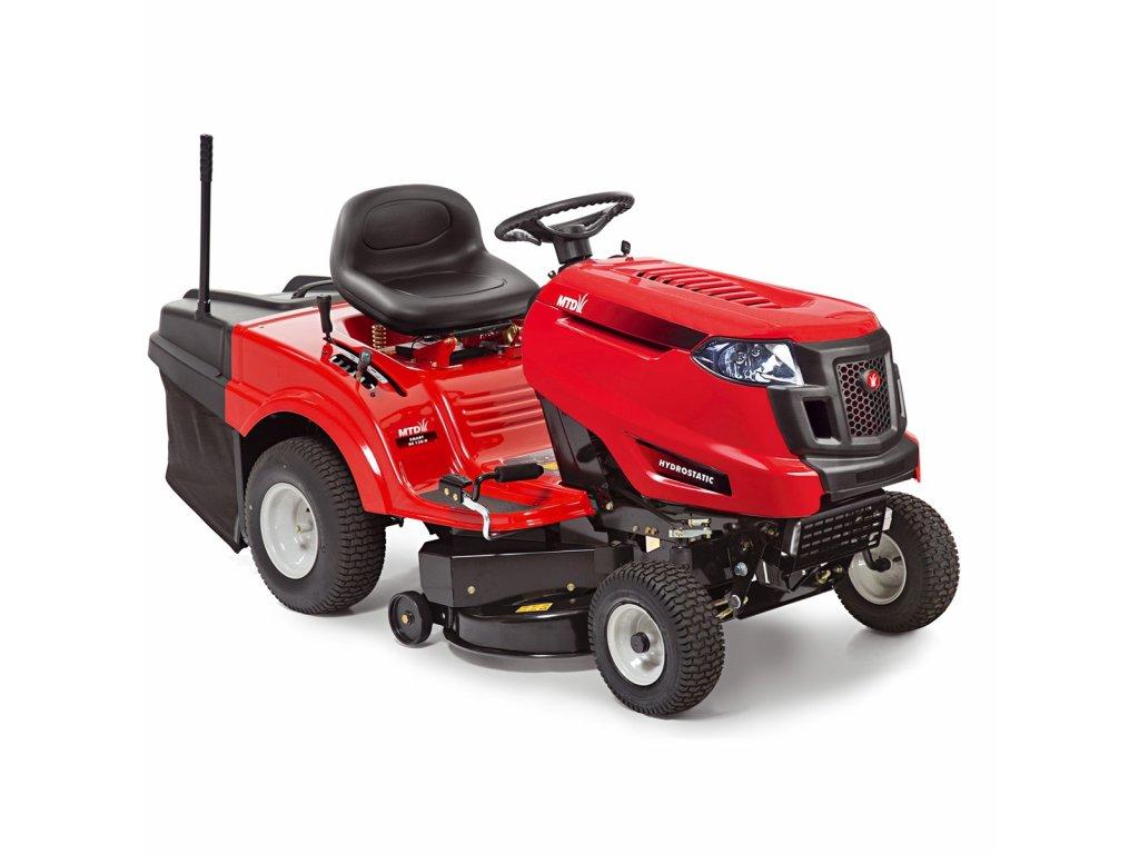 MTD SMART RE 130 H - travní traktor s zadním výhozem