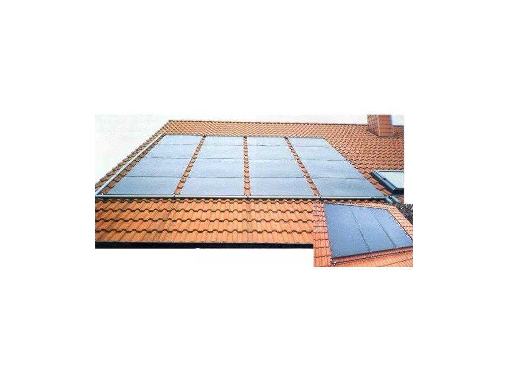 Soladur 5 - solární panel