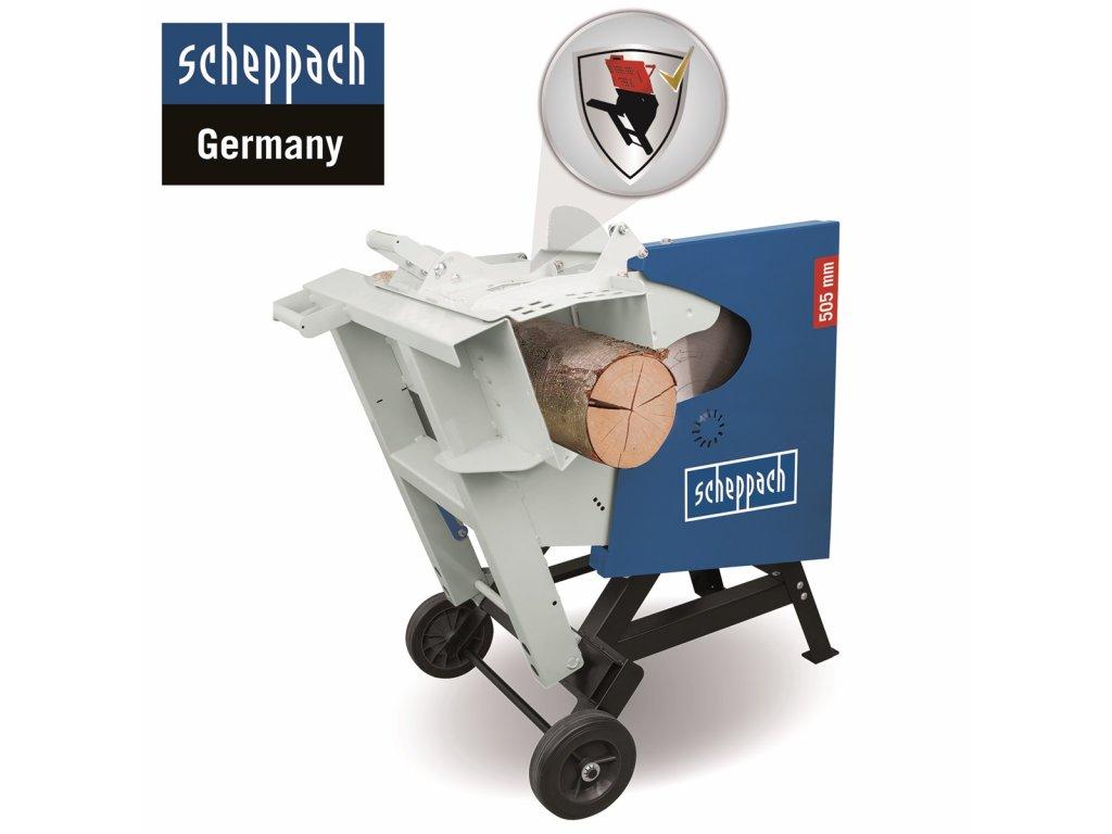 Scheppach HS 520 - kolébková pila/cirkulárka 380 V
