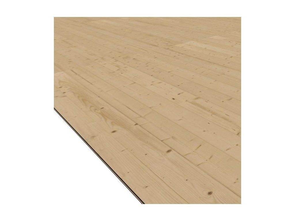 dřevěná podlaha KARIBU MÜLHEIM 4 (88593)