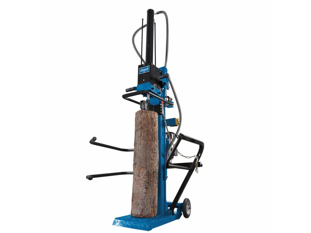 Scheppach HL 1020 - vertikální štípač na dřevo 10t (230 V)