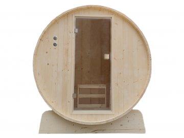 Finská venkovní sauna Marimex ULOS 4000