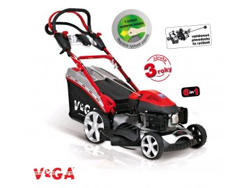 VeGA 525 4SXH 6in1 - benzínová sekačka s pojezdem