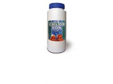 Chlor šok PE dóza 1,2 kg