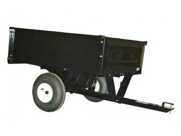 AgriFab AF 303 - tažený vozík se sklápěcí korbou