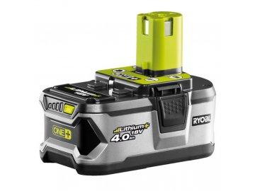 Ryobi RB18 L40 - 18 V lithium iontová baterie 4,0 Ah