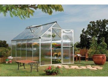 Palram multiline 6x10 - polykarbonátový skleník
