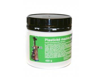 Scheppach Plastické mazivo pro mazání sloupů štípačů dřeva