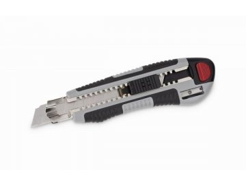 KRT000304 - Odlamovací nůž 18 mm včetně ořezávátka na tužky