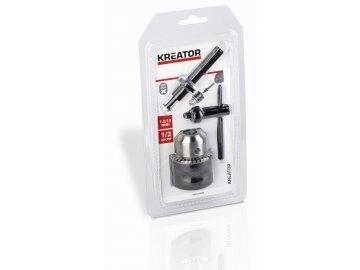 KRT014004 - Zubové sklíčidlo  plus  SDS Plus adaptér 1.5-13 mm