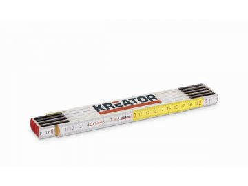 KRT701002 - Skládací metr dřevěný