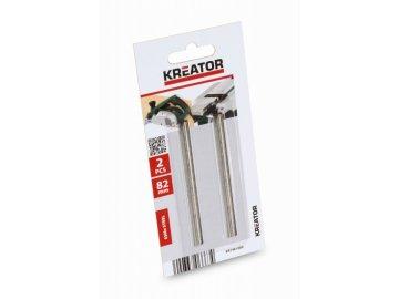 KRT991000 - 2 ks náhradních nožů pro hoblíky 82mm