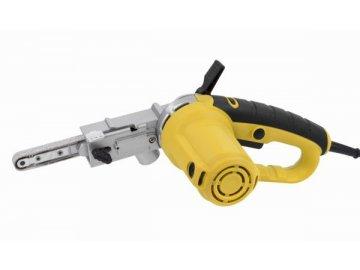 POWX139 - Elektrická pásová bruska / pilník 400 W
