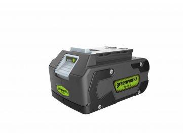 Greenworks G24B4 - 24 V lithium iontová baterie 4 Ah (krátká verze)