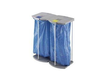 ProfiLine WS 120 - Velkoobjemový třídič odpadu – 2 x 120 litrů