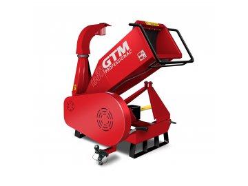 GTM GTS 1300 PTO - drtič dřeva s pohonem na hřídel
