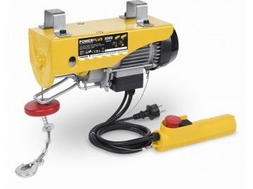 POWX900 - Zdvihací zařízení (kočka) 500 W  120-200Kg