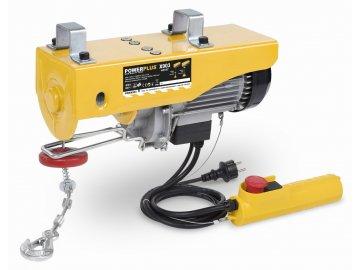 POWX903 - Zdvihací zařízení (kočka) 1300 W  400-800Kg